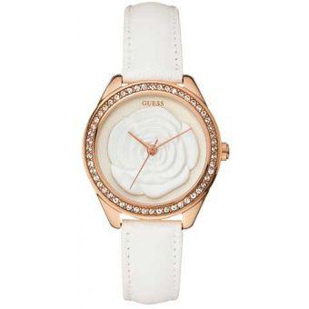 montre guess or femme