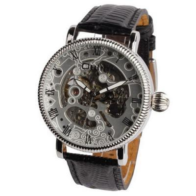 montre homme engrenage
