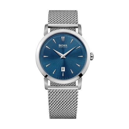 montre hugo boss bleu