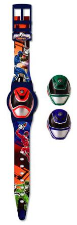 montre power rangers