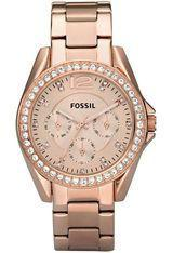 montres fossiles femme
