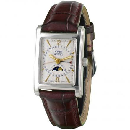 montres rectangulaires de luxe