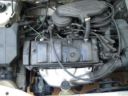 moteur 106 1.1 essence