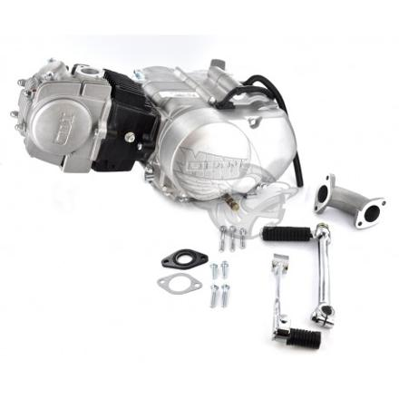 moteur 125 dirt