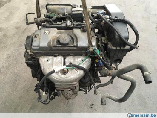 moteur 207 essence