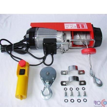 moteur treuil electrique 220v