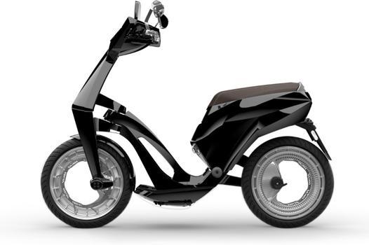 moto electrique pliable