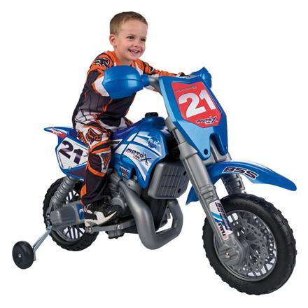moto enfant feber