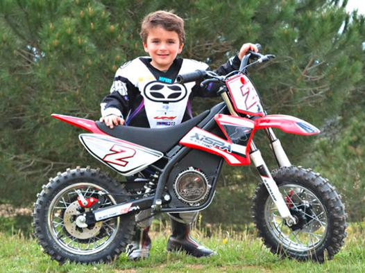 moto thermique enfant