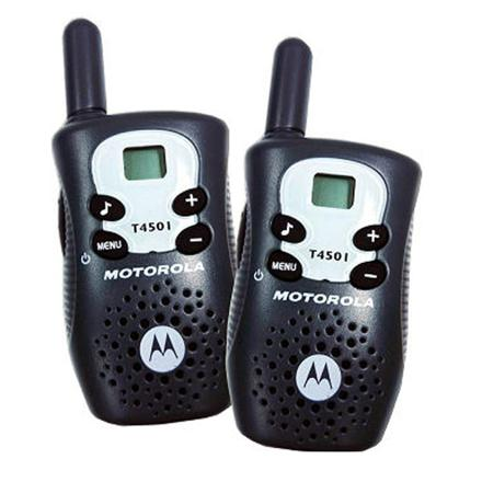 motorola mini walkie talkie