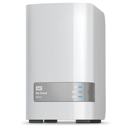 nas western digital my cloud