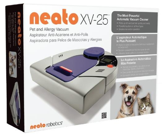 neato robotics xv-25