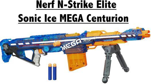 nerf mega elite centurion