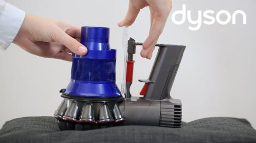 nettoyage dyson v6