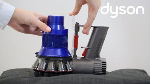 nettoyage filtre dyson v6