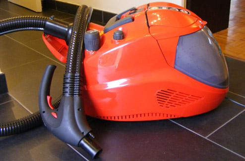 nettoyeur vapeur avec fonction aspirante