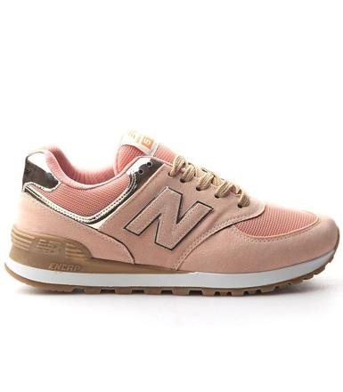 new balance rose poudré