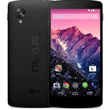 nexus 5 noir