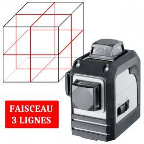 niveau laser 3 lignes