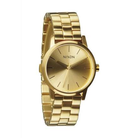 nixon montre or