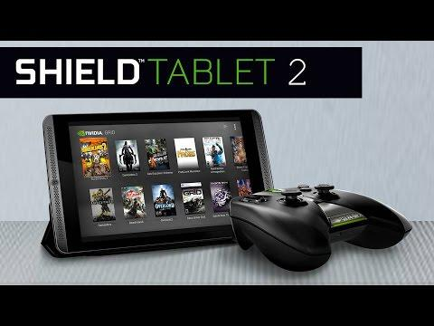 nvidia shield tablette 2