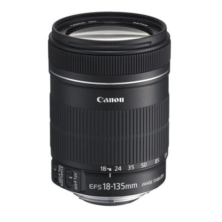 objectif canon 18 135