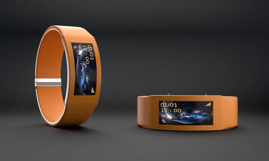 objet connecté bracelet