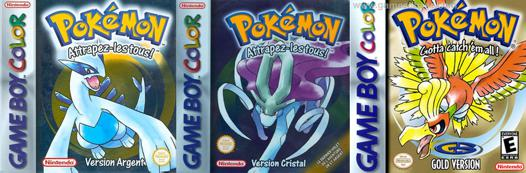 or argent pokemon