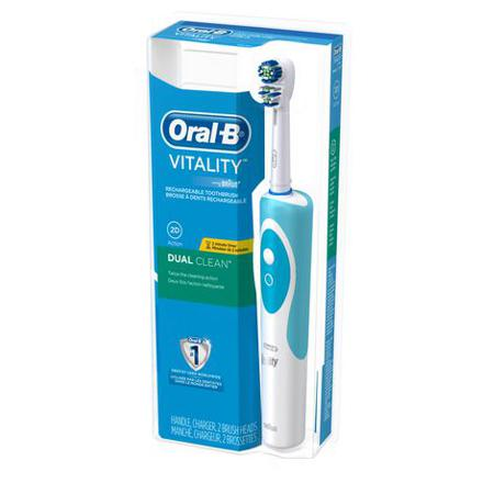 oral b rechargeable electric toothbrush