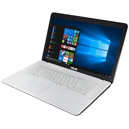 ordinateur portable blanc asus
