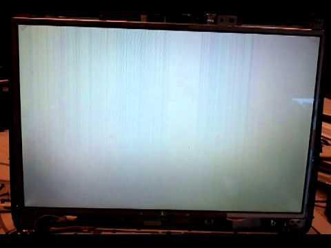 ordinateur portable ecran blanc