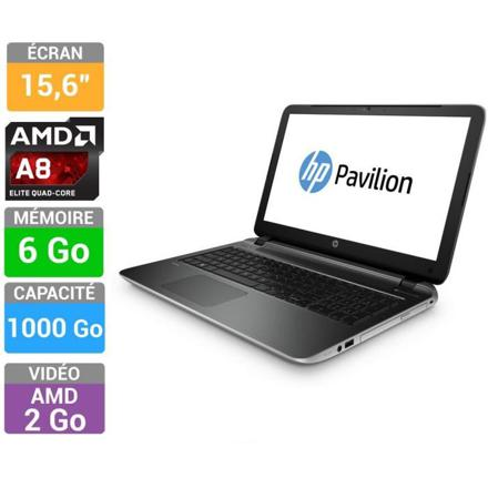ordinateur portable hp pavilion 15