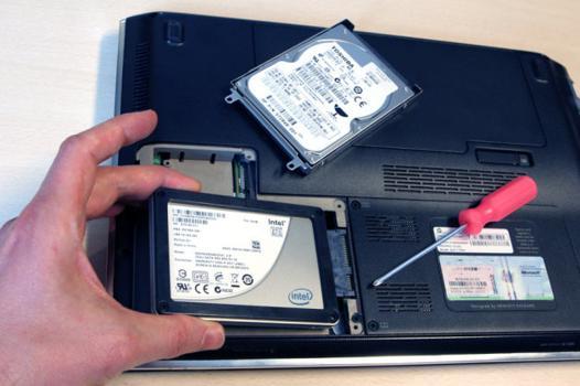 ordinateur portable sans disque dur interne