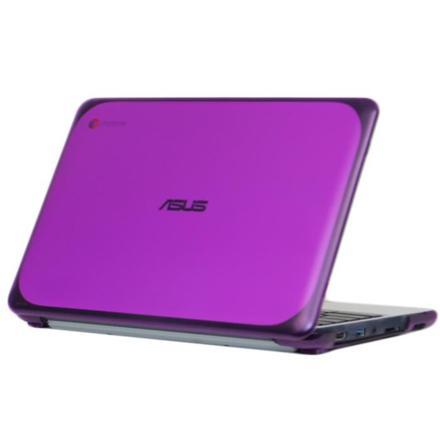ordinateur portable violet