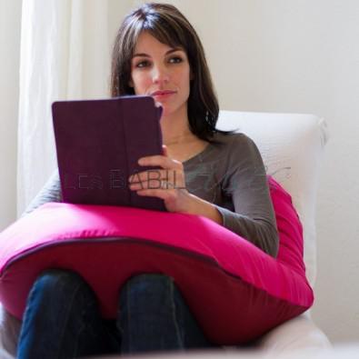 oreiller pour lire au lit