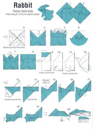 origami animaux