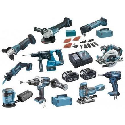 pack makita 15 machine