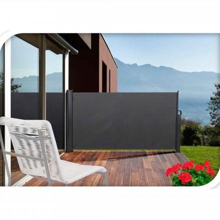 paravent de terrasse retractable