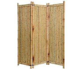 paravent extérieur bambou