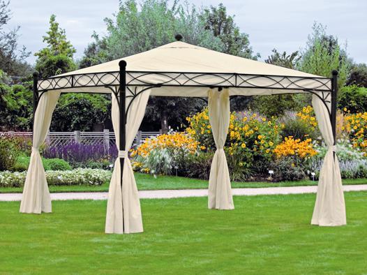 pavillon jardin