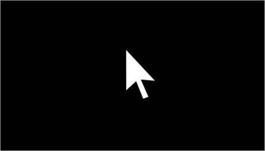 pc ecran noir