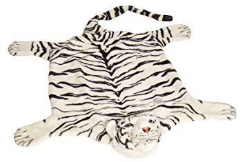 peau de tigre blanc