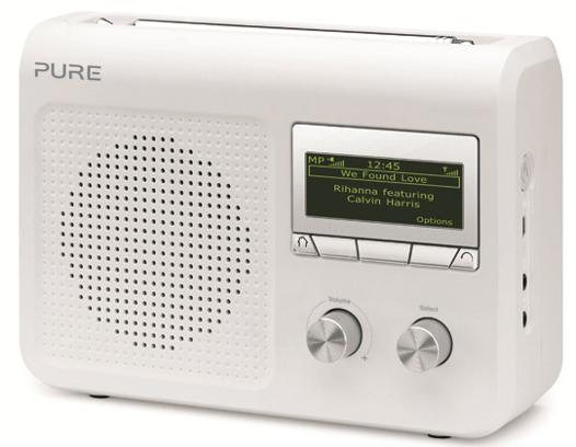 petit poste de radio