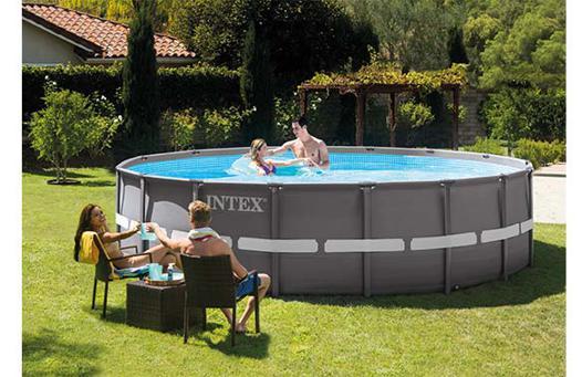 piscine tubulaire intex ronde