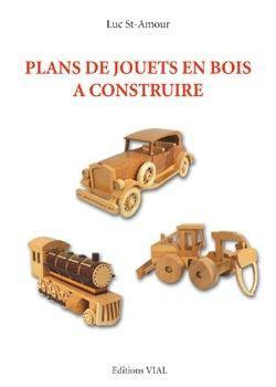 plan jouet bois