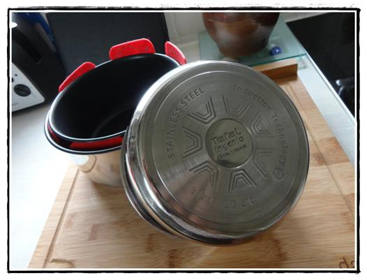 plaque induction casserole