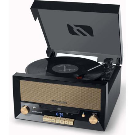 platine vinyle et cd