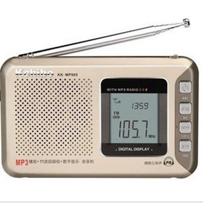 portable radio mp3