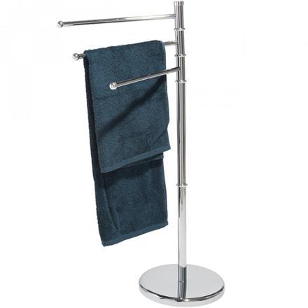 porte serviette sur pied