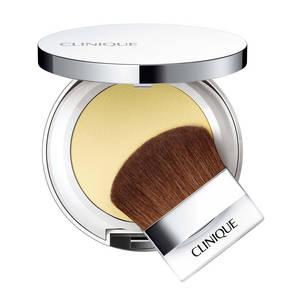 poudre jaune maquillage